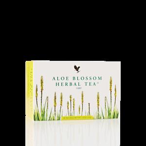 Herbata Ziołowa z Kwiatem Aloesu